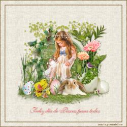 Felices Fiestas de Pascua
