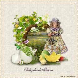 Feliz día de Pascua